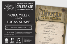 Best Selling Wedding invitations
