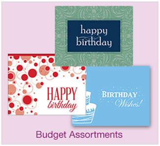 Budget Assortments