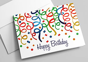 Best-Selling Birthday Cards