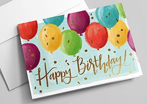 Birthday Cards - New
