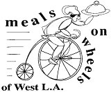 Meals on Wheels of West Los Angeles logo