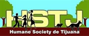 Humane Society of Tijuana logo