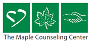 The Maple Counseling Center logo
