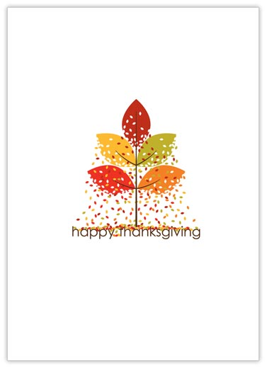 Unique Thanksgiving - Thanksgiving Cards from CardsDirect