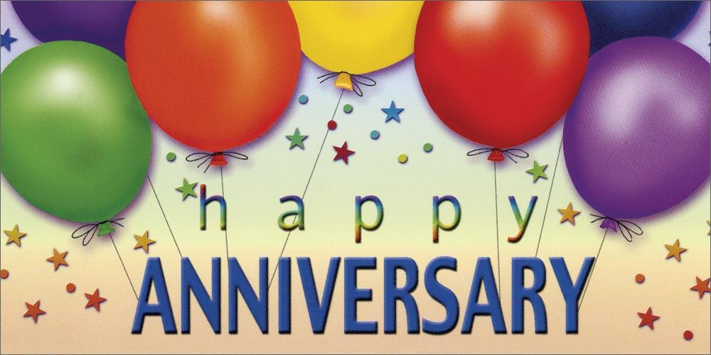 Bright Balloons Anniversary Work Anniversary Images