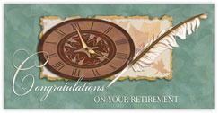 Decorative Clock Retirement