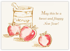 Honey, Apples New Year