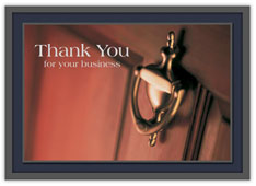 Realtor Thank You Card