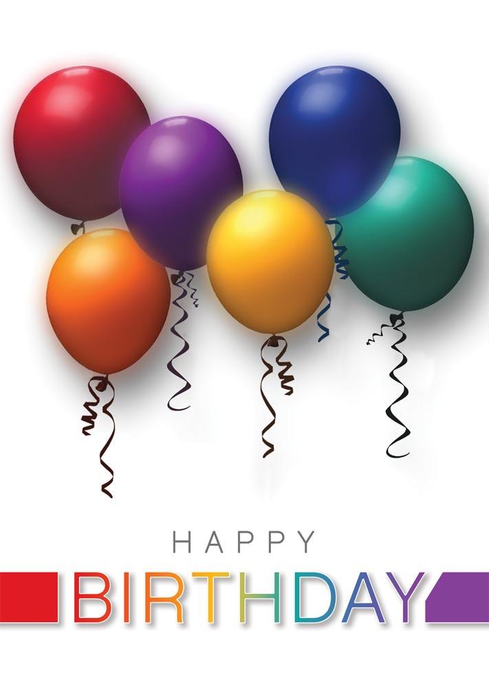 Happy 12th Birthday Balloons
