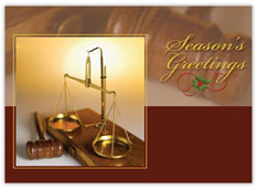 Lawyer Season's Greetings