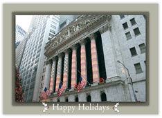 Greetings from Wall Street