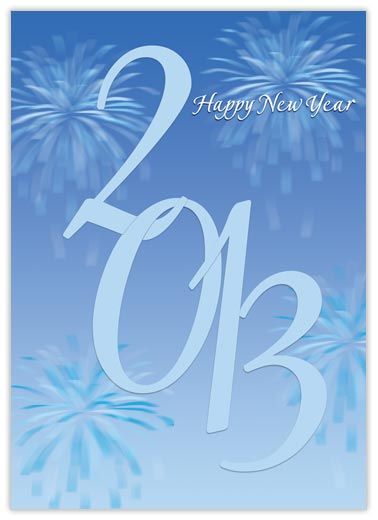 Bring in the New Year - New Years from CardsDirect