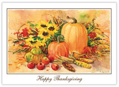 Thanksgiving Fine Art Card