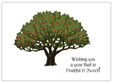Fruitful and Sweet Year