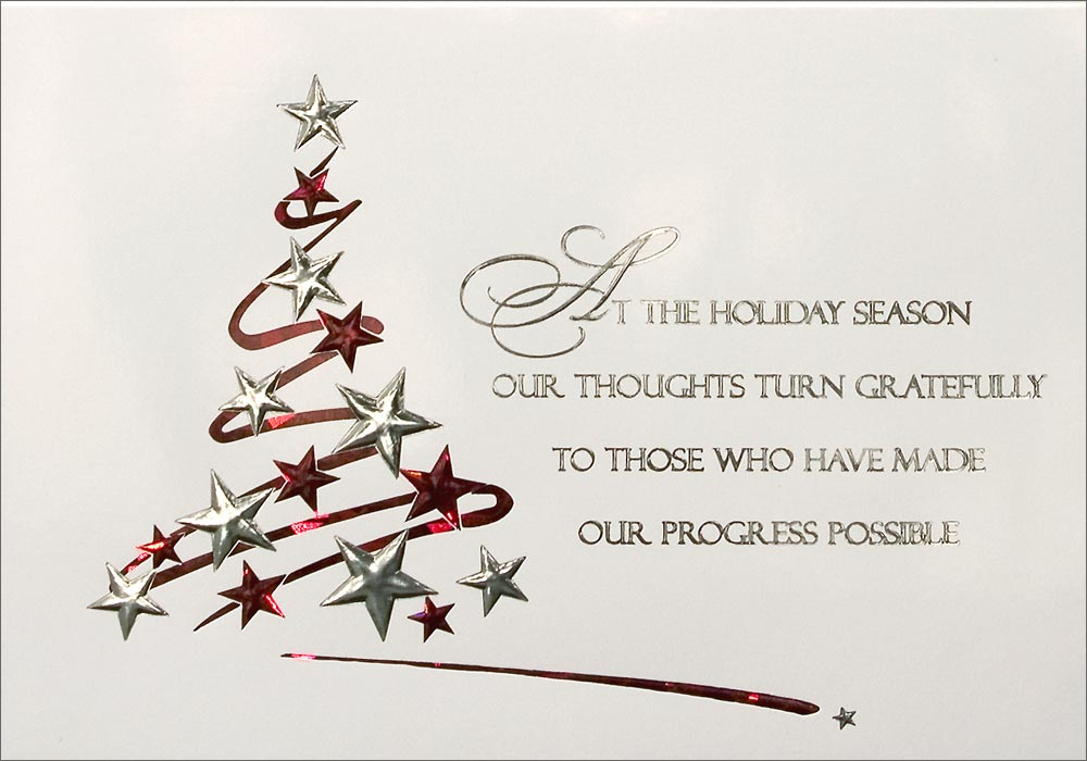 Christmas quotes for business quotesgram for Sayings for business christmas cards