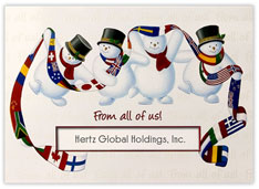 Snowmen Teamwork