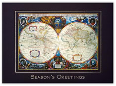 Map of Greetings