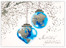 Worldly Decorations