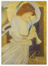 Angel Playing Flageolet