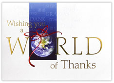 Multilingual World of Thanks