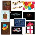 Festive Birthday Assortment (100)