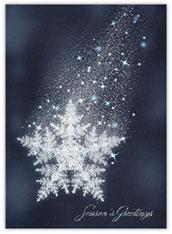 Descending Snowflake
