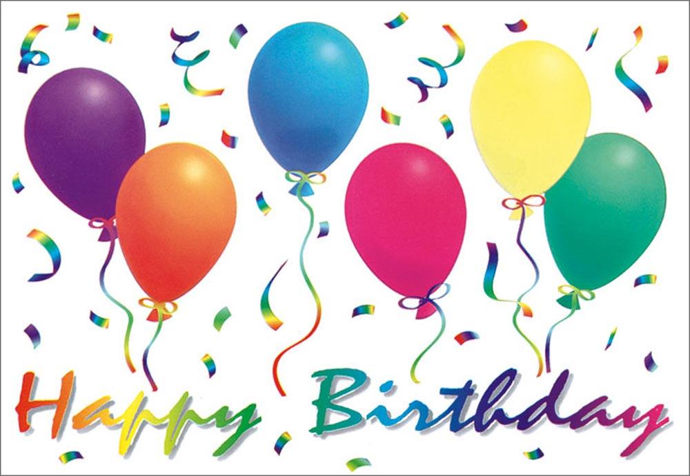 birthday balloons background. Birthday Balloons - Birthday