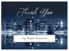 Cityscape of Thanks
