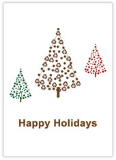 Recycle Holiday Symbol