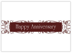 Classically Elegant Anniversary