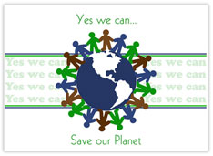 Yes We Can! Recycled