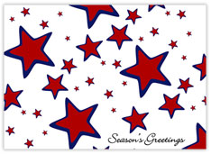 Patriotic Stars Galore