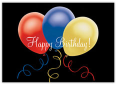 Primary Balloons Value Card