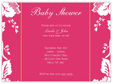 Bright Elegant Baby Shower