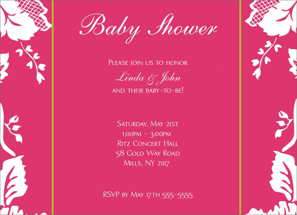 baby shower invite in spanish baby shower invitations