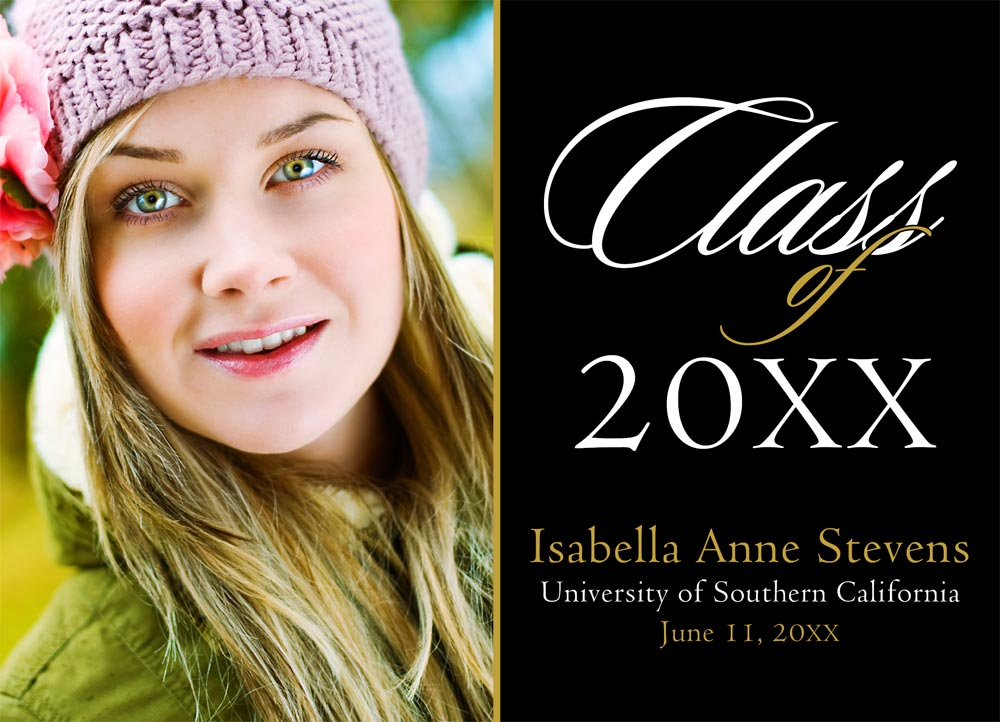 Tri Fold Graduation Invitations | LONG HAIRSTYLES