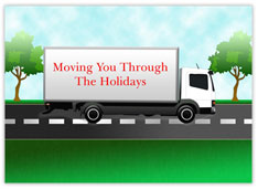 Moving You Through The Holidays