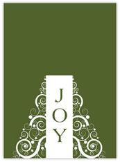 Joy in Green Holiday