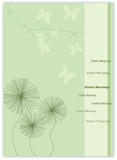 Dandelions & Butterflies