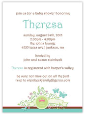 Her Majesty Invitation