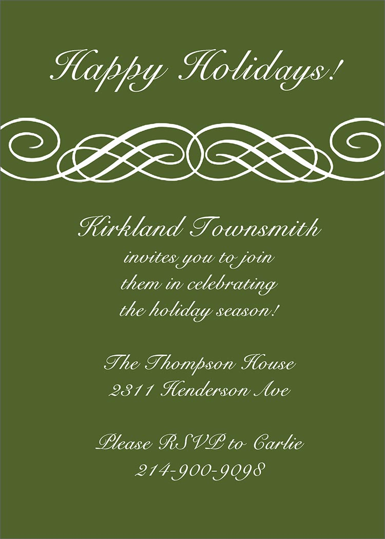 Formal invitation card template stopboris Images