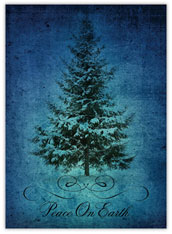 Peace on Earth Tree