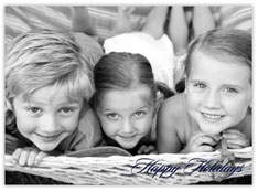 Classic Photo Card