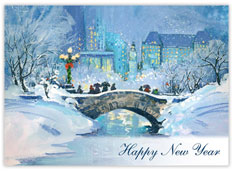 New Year's Park & Bridge