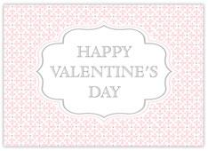 A Pink and Precious Valentine