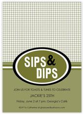 Olive Sips & Dips