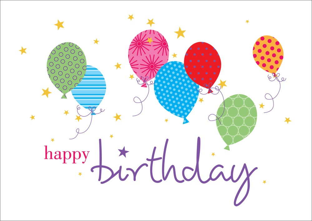 CD3640 Z Cool happy birthday cards images 2014