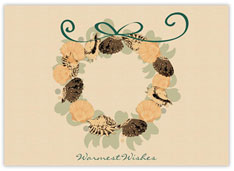 Wreath of Shells