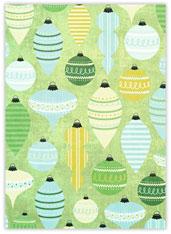 Green Ornaments Galore