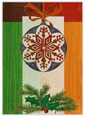 Festive Hanging Ornament
